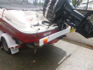 Sea Ray 185 outboard sport