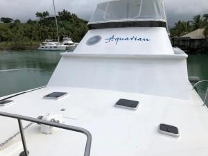 48' Aluminium Power Catamaran