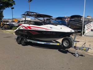 Sea Doo wake Speedster