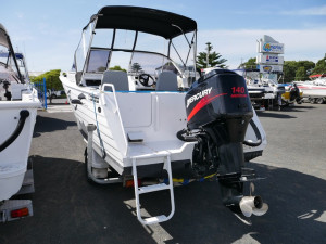 TRAILCRAFT 560 BOW RIDER