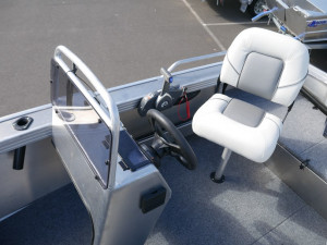 Quintrex 420 Renegade - Side Console