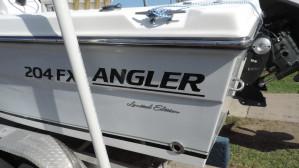 2006 Angler 204 FX