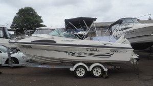 Haines Hunter 580 Classic 2005 Model