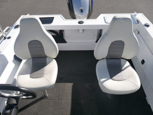 QUINTREX 590 FRONTIER - SIDE CONSOLE