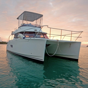 Fountaine Pajot Highland 35 TRIO