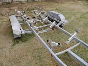 MACKAY PU5750T TANDEM TRAILER