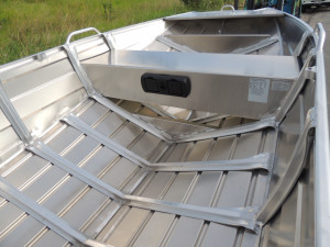 Quintrex F390 Explorer Outback  Hull Only