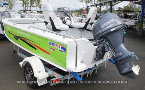 QUINTREX 440 EXPLORER TROPHY F60HP Package