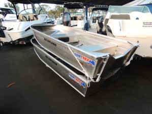 QUINTREX 350 EXPLORER HULL ONLY