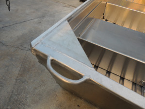 320 Quintrex Wanderer Hull Only