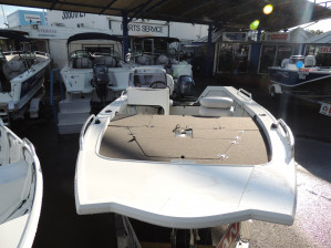 QUINTREX 440 HORNET TROPHY Side Console F 60 HP our Pack 4