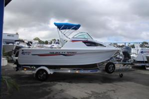 Quintrex 520 Ocean Spirit F90 Pack 1