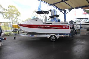 QUINTREX 590 SEA SPIRIT  F130HP Pack 1