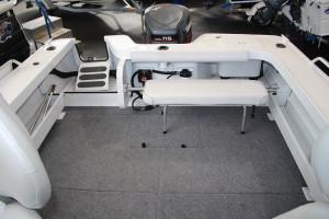 QUINTREX 590 SEA SPIRIT  F150HP Pack 3
