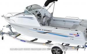 QUINTREX 540 SEA SPIRIT  F 115 HP Pack 1