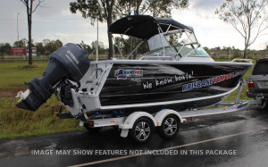 QUINTREX 610 CRUISEABOUT  F150HP Pack 1