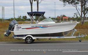 QUINTREX 520 CRUISEABOUT  F90HP Pack 2