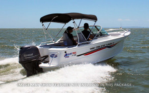 QUINTREX 481 CRUISEABOUT  F 75HP Pack 4