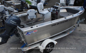 NEW QUINTREX 490 RENEGADE  C/C  WITH F 70 HP PACK  1