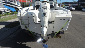 2012 Haines Hunter 560 Classic Offshore L.O.A 5.9M