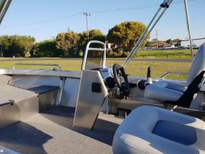 449 Outlaw s/c, trailer & 60hp Mercury 4 stroke