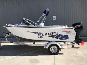 Stacer 429 Sea Master 2021 Model