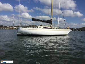 Yamaha 33 Yacht
