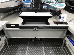 Bar Crusher 670HT Plate Aluminium Hard Top