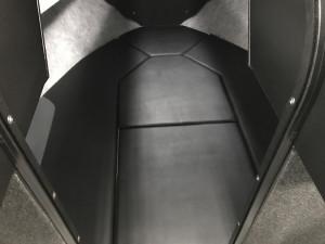 Bar Crusher 730HT Plate Aluminium Hard Top