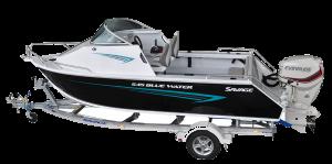 Savage 545 Bluewater