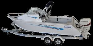 Savage 575 Bluewater