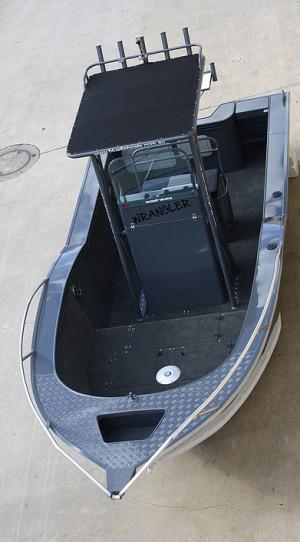 New 5.80 Wrangler Centre Console with New Mercury 135HP 4-Stroke
