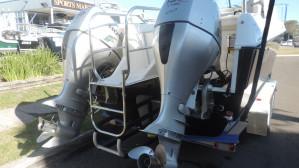 2009 Markham Whaler 8100 Island Runner