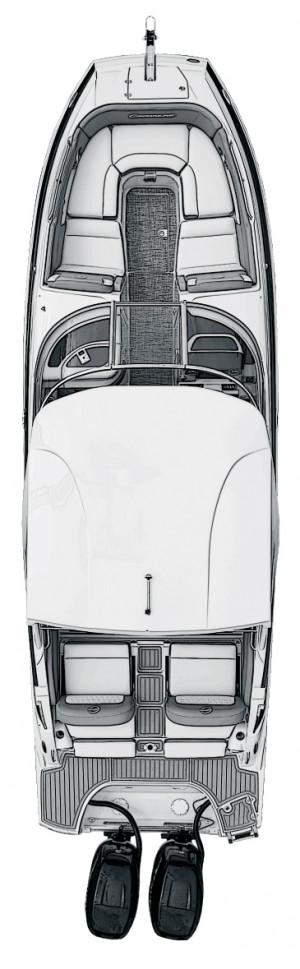 CROWNLINE E 305 XS