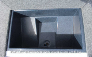 QUINTREX F 400 HORNET TROPHY Side Console F 25 HP PACK 1