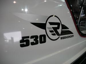REVIVAL 530 SPORTZ CUDDY CABIN