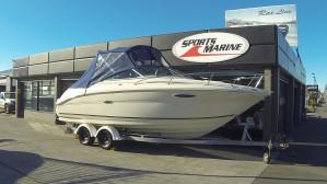 2004 Sea Ray 215 EC