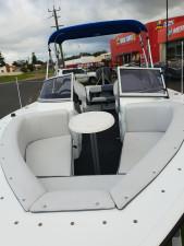619 WildRider, trailer & 150hp Mercury 4 stroke