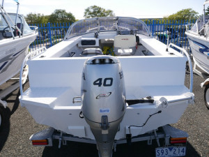 Stacer 449 Estuary Master - Runabout