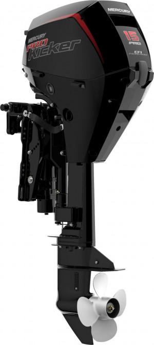 15 HP Pro Kicker EFI Fourstroke