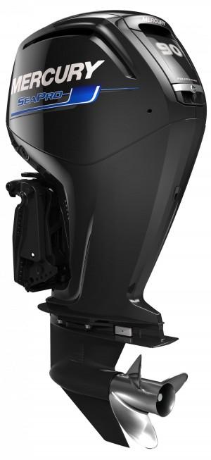 Mercury 90 HP Sea Pro Fourstroke