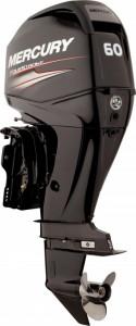 Mercury 60 HP EFI Fourstroke