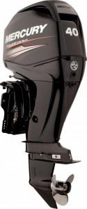 Mercury 40 HP EFI Fourstroke