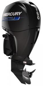 Mercury 150 HP Sea Pro Fourstroke