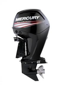 Mercury 90 HP EFI Fourstroke