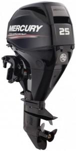Mercury 25 HP EFI Fourstroke