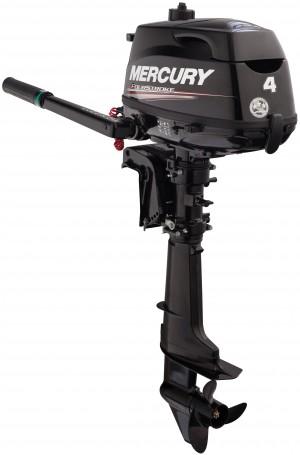 Mercury 4 HP Fourstroke