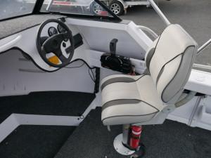 Brooker 525 Cuddy Cabin