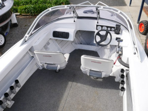 Stacer 489 Seaway - Runabout
