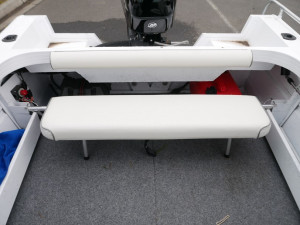 Quintrex 430 Fishabout - Runabout - Mercury Outboard
